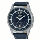 SEIKO PULSAR PX3083 セイコー パルサー  ソーラー メンズ ウォッチ レザーベルト 腕時計