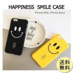 iPhone6plus  ハードケース ニコちゃん iPhone6s iPhone6スリム 軽い スマイル smile  シンプル スリム iPhone