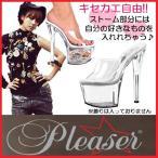ショッピングサンダル サンダル Pleaser プリーザー TREASURE-701 ヒール レディース お取り寄せ商品