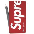 シュプリーム SUPREME ×Mophie 15SS Power Reserve モバイルバッテリー 赤 Size【フリー】 【新古品・未使用品】