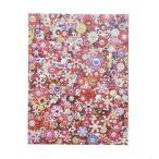 ムラカミタカシ MURAKAMI TAKASHI Skulls & Flowers Red Offset ED300 ポスター 赤 Size【フリー】 【新古品・未使用品】