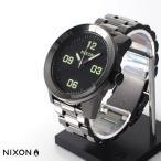ニクソン NIXON 腕時計 コーポラル SS ポリッシュ ガンメタル ラム ウォッチブランド