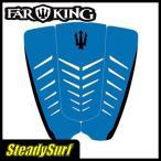 ブルー×ブラック FAR KING(ファーキング)DECKPAD BRENT DORRINGTON ブレント・ドリントン デッキグリップトランクション デッキパッド サーフィン