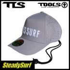 グレー/ザ・サーフキャップ/TOOLS/ツールス/帽子/日焼け防止HAT/TLS THE SURF CAP Grey/ハット/水陸両用キャップ/サーフィン/マリンスポーツ
