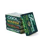 steadysurfで買える「自然素材/Cool : 14-21 ℃/Made in USA/フェイマス ザ・グリーンラベル クール THE GREEN LABEL Cool サーフィン/ワックス/」の画像です。価格は100円になります。