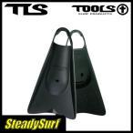 ボディーボード フィン TOOLS(ツールス)TLS BB FIN ハード ブラック 24cm-25cm Black M/スイムフィン/ボディーボード/マリンスポーツ
