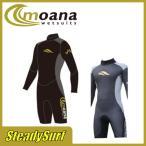 モアナウェットスーツ ロングスリーブスプリング スキンB Lサイズ/MOANA WET SUITS/サーフィン/マリンスポーツ