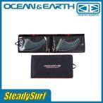ロングボード フィンケース フィンポーチ LONGBOARD FIN POUCH OCEAN&EARTH(オーシャンアンドアース)ロング サーフィン