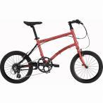 ショッピング自転車 DAHON(ダホン) 折りたたみ自転車 Dash P8 ダッシュ サンセットクラウド
