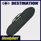 ハードケース DESTINATION DS V-CUT DAY TRAVEL/Vカット デイトラベル ロングボード 11'0 ブラック ディスティネーション/サーフィン