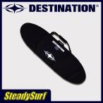 ショッピングサーフ 2本収納/ハードケース DESTINATION DS EX TACO DOUBLE/タコ ダブル 7'2/ブラック ディスティネーション/サーフィン