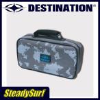 DESTINATION デスティネイション  フィンケース ショートボード用 GRY DS-0500403WP2