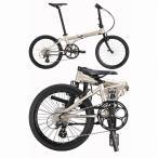 ショッピング自転車 DAHON(ダホン) 折りたたみ自転車 Speed Falco スピードファルコ シャンパン