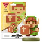 amiibo リンク 【ゼルダの伝説】 (ゼルダの伝説シリーズ)任天堂 Wii U 3DS アミーボ ニンテンドー 新品 4902370534368