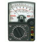 三和電気計器 [サンワ SANWA]   SP-20/C   アナログマルチメータ(アナログテスター/テスター) ハードケース(C-SPH)付きモデル