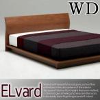 ローベッド フロアベッド ワイドダブル 北欧 モダン ロータイプ すのこベッド