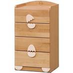キッズ家具 子供用チェスト ベビータンス 幅45 完成品 セール