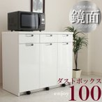 ショッピングダストボックス ダストボックス 3分別 レンジ台  100 SALE セール
