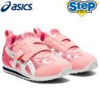 アシックス キッズシューズ アイダホ DS ミニ 1144A164-700 ピンク/ホワイト asics IDAHO DS MINI ディズニー 子供靴 ジュニア 20AW
