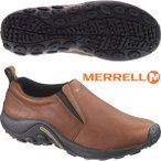 MERRELL(����)JUNGLE MOC LEATHER(����󥰥� ��å� �쥶��)(�������֥饦��)567117