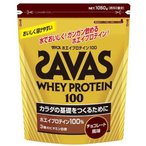 (ザバス)SAVAS ホエイプロテイン100 チョコレート