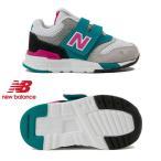 【ニューバランス】new balance IZ997H ZH GRAY ベビー ベビーシューズ ファーストシューズ 赤ちゃん nbk 19FW iz997h-zh GRAY/VERDITE