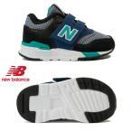 【ニューバランス】new balance IZ997H ZK BLACK ベビー ベビーシューズ ファーストシューズ 赤ちゃん  19FW iz997h-zk BLACK/VERDITE nbk