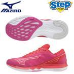 ミズノ ランニングシューズ ウエーブシャドウ 5 ワイド J1GD219780 ピンク MIZUNO WAVE SHADOW 5 WIDE レディース 靴 21AW cat-run