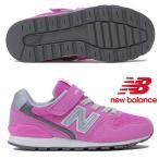 【ニューバランス】new balance KV996 MAY (MAGENTA PINK) キッズシューズ ジュニア 子供靴 NB 18SS