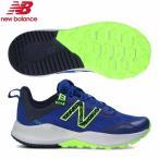 ニューバランス キッズシューズ ナイトレル Y YPNTR-LL ブルー/ライム new balance NITREL Y ジュニア ランニング アウトドア 21SS