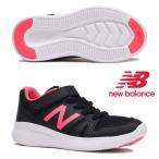 【ニューバランス】new balance YT570 BR(BLACK/PINK)YT570-BR キッズ ジュニア ランニング スニーカー シューズ 靴 20SS nbk