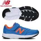 ニューバランス キッズシューズ YT570 CRS ブルー new balance YT570-CRS ジュニア ランニング スニーカー 子供靴 NB 青 21FW