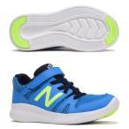 【ニューバランス】new balance YT570 VB(BLUE/LIME)YT570-VB キッズ ジュニア ランニング スニーカー シューズ 靴 20SS nbk