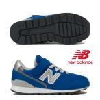 【ニューバランス】new balance YV996 CBL(BLUE) キッズシューズ スニーカー 子供靴 YV996-CBL 19FW nbk