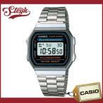 ショッピングCASIO CASIO カシオ 腕時計 チープカシオ デジタル A168WA-1 メンズ 【メール便選択で送料200円】
