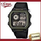ショッピングCASIO CASIO カシオ 腕時計 デジタル AE-1200WHB-1B