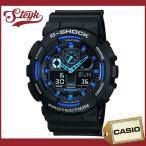 ショッピングCASIO CASIO カシオ 腕時計 G-SHOCK Gショック アナデジ GA-100-1A2