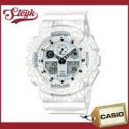 ショッピングCASIO CASIO カシオ 腕時計 G-SHOCK ジーショック Cracked Pattern クラックド・パターン アナデジ GA-100CG-7A メンズ