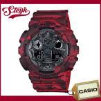 ショッピングCASIO CASIO カシオ 腕時計 G-SHOCK Gショック アナデジ GA-100CM-4