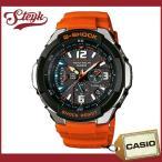 CASIO GW-3000M-4A カシオ 腕時計 アナログ G-SHOCK SKY COCKPIT メンズ オレンジ ブラック シルバー