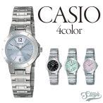 CASIO LTP-1177A カシオ 腕時計 アナログ STANDARD スタンダード チープカシオ レディース ブラック ブルー ミントグリーン ピンク
