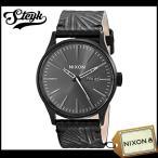 ショッピングnixon NIXON ニクソン 腕時計 SENTRY LEATHER セントリーレザー アナログ A105-1617