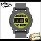 ショッピングnixon NIXON ニクソン 腕時計 UNIT ユニット デジタル A197-147
