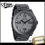 ショッピングnixon NIXON ニクソン 腕時計 CORPORAL SS コーポラルSS アナログ A346-1062