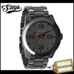ショッピングnixon NIXON ニクソン 腕時計 CORPORAL SS コーポラルSS アナログ A346-1235