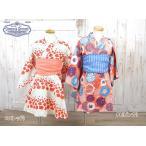 ショッピング浴衣 Ocean&Ground オーシャンアンドグラウンド 浴衣ワンピース FLOWER DOT&FLOWER LACE h 浴衣