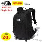 2019FW新作 ノースフェイス リュック シングルショット デイパック THE NORTH FACE Single Shot NM71903 アウトドア キャンプ ユニセックス 正規取扱店 新品