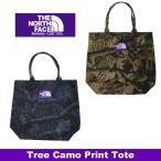 THE NORTH FACE PURPLE LABEL ザ ノースフェイスパープルレーベル Tree Camo Print Tote NN7761N トートバッグ