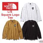 ノースフェイス  メンズ ロングスリーブスクエアロゴティー 2019FW THE NORTH FACE L/S Square Logo Tee NT81931 正規販売店