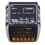 【ノーブランド品】10A 12V/24V ソーラーパネル用 チャージコントローラー 充放電コントローラー